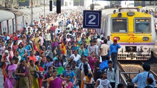 Crescimento da classe média na Índia deve impulsionar demanda por produtos agropecuários (Foto: World Bank)