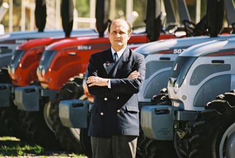 Silvio Rigoni, gerente de vendas da Agrale. Foto: Divulgação Agrale