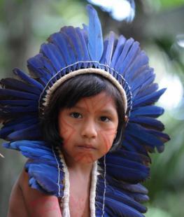Itaquaquecetuba... Xingu People